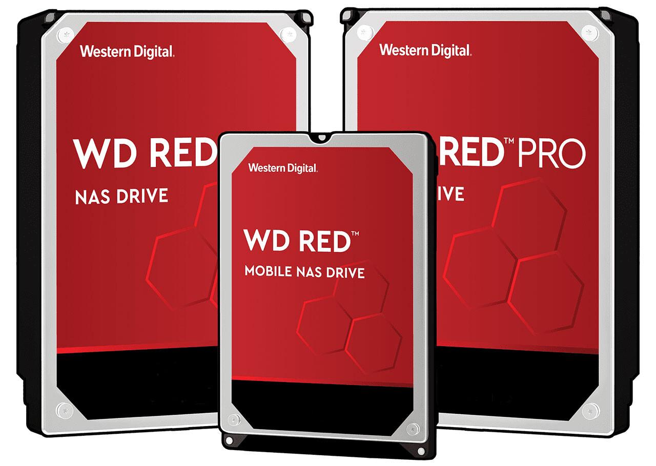 Western Digitalが特定のWD Red HDDの文書化されていないSMRで訴えられる