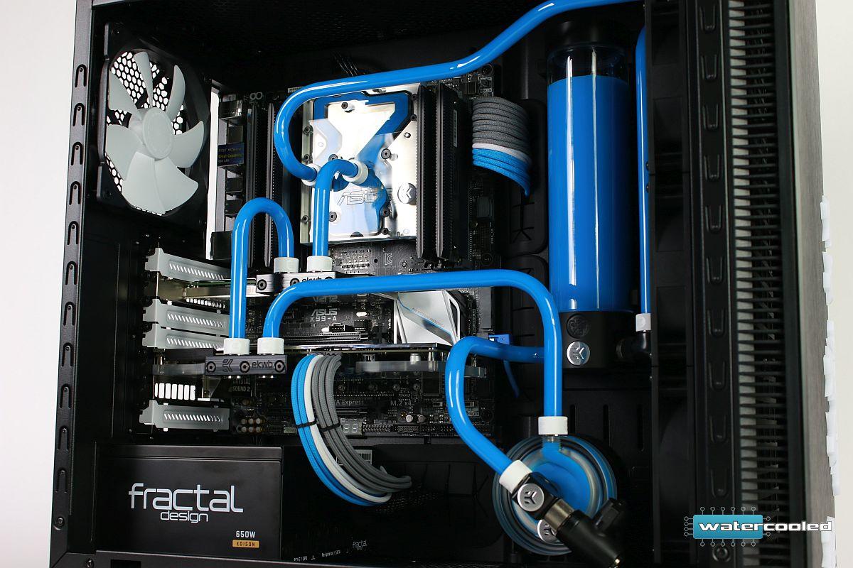 система охлаждения nzxt kraken x61