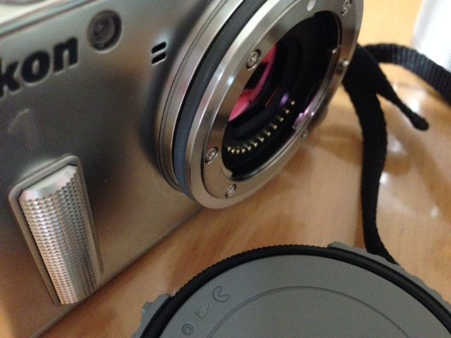 Nikon 1 AW1 BF-N2000 Body Cap