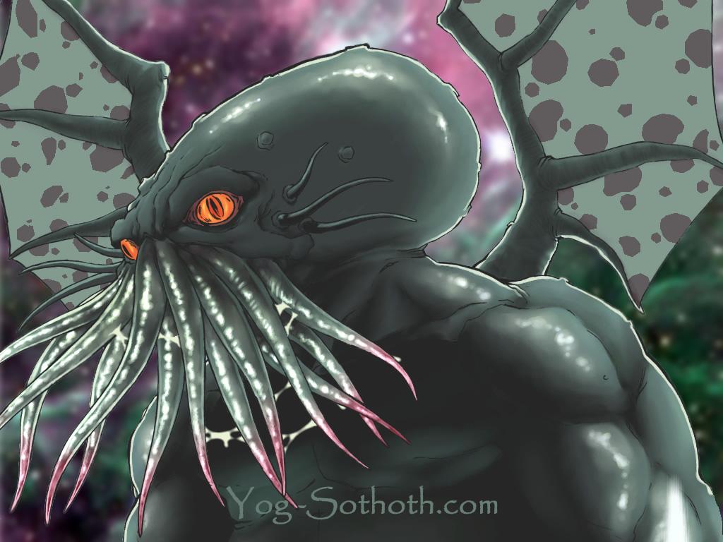 クトゥルフ神話 クトゥルフの壁紙 Project 2044 Cthulhu Rebirth In Japan