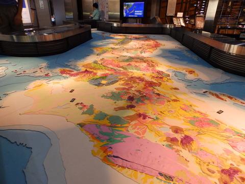 地質標本館2