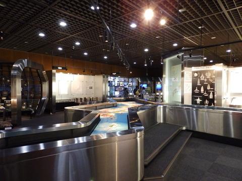 地質標本館1