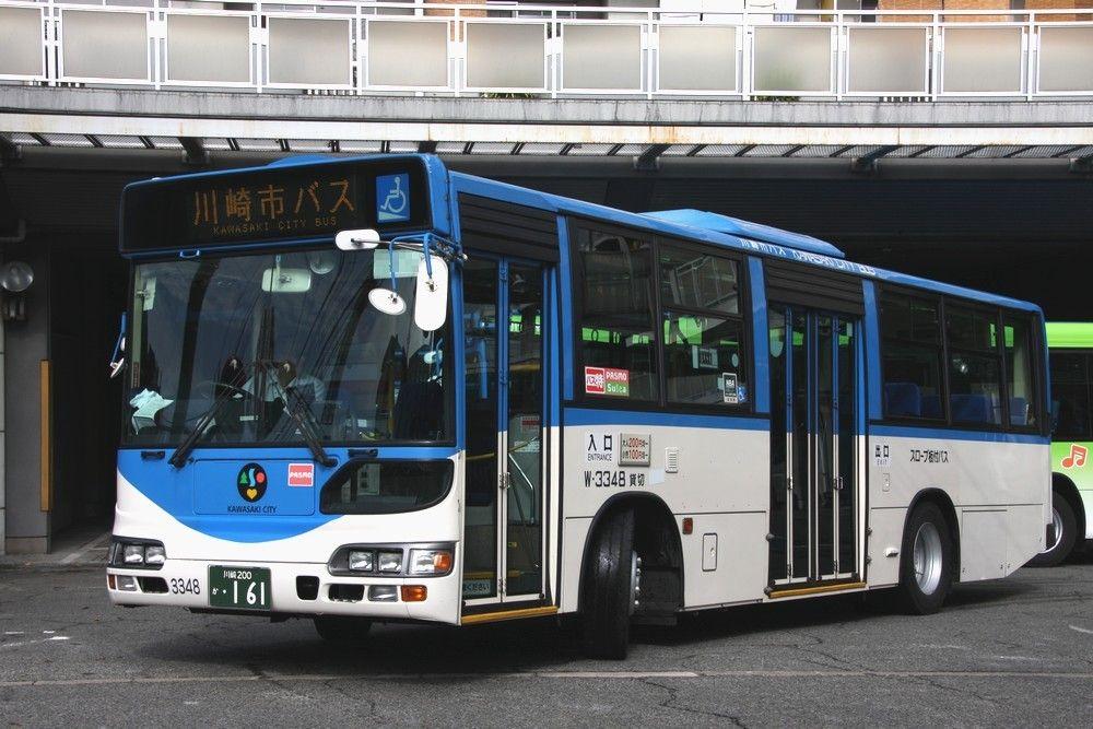 川崎市バス鷲ヶ峰営業所 - Japan...