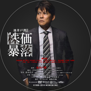 WOWOW株価暴落_DVD