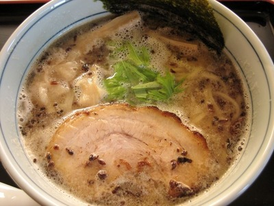 鶏白湯らーめん(奏楽)