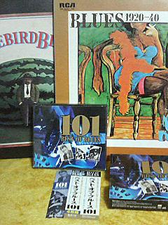 ベスト・オブ・ブルース 101 と RCA ブルースの古典