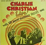 チャーリー・クリスチャン・ライヴ!