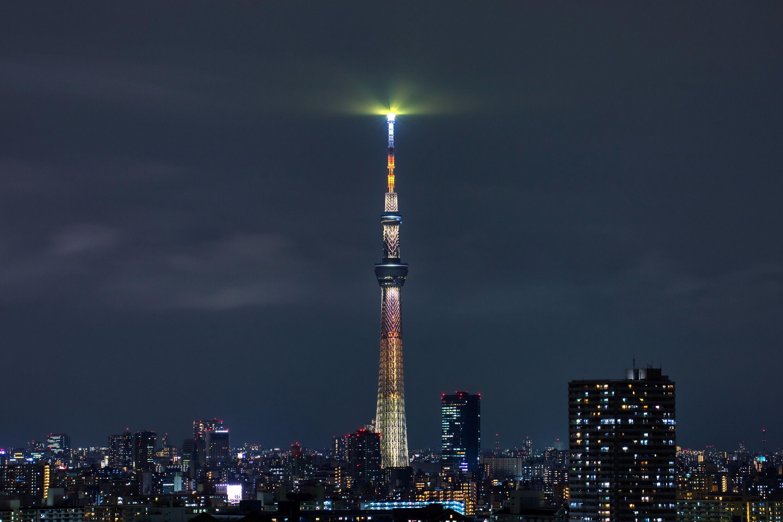 東京 アラート スカイ ツリー