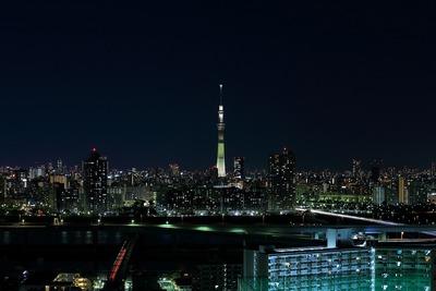 東京スカイツリー明花の明花