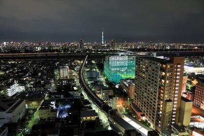 東京スカイツリー「粋」
