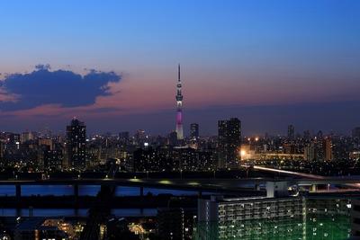 東京スカイツリー「舞」