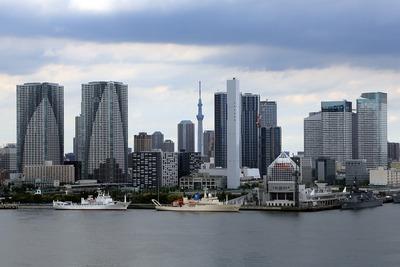 超高層と東京スカイツリー