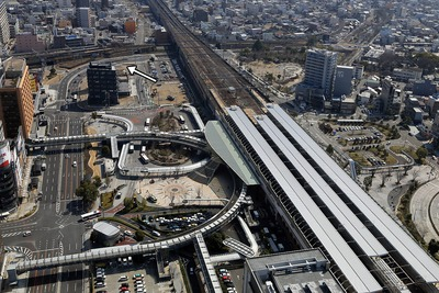 岐阜駅東地区市街地再開発