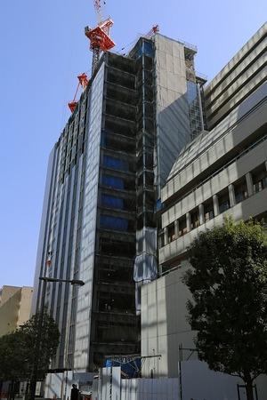 東京医科大学西新宿キャンパス 新教育研究棟新築工事