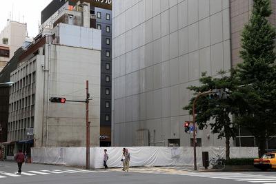 (仮称)京橋3丁目プロジェクト建設工事