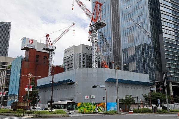 (仮称)ヤンマー東京ビル新築工事