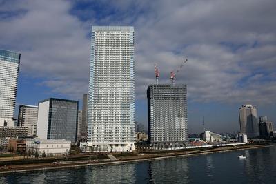 ザ・パークハウス晴海タワーズ