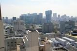 トリニティ芝浦からの眺め