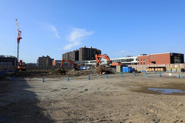 北3東11周辺地区第一種市街地再開発事業 B街区