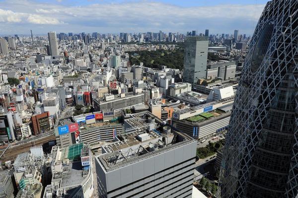 (仮称)新宿駅西口地区