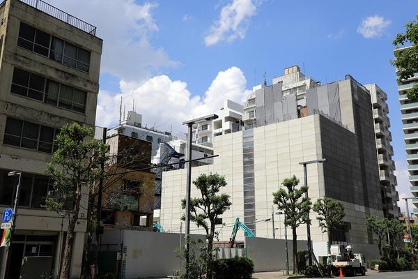西新宿五丁目北地区防災街区整備事業 A棟