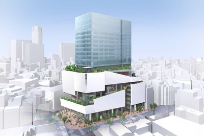 宇田川町15地区開発計画(渋谷パルコ建替え計画)