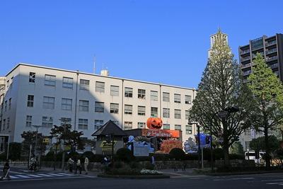 川崎市役所本庁舎