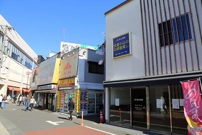 武蔵小山パルム駅前地区第一種市街地再開発事業