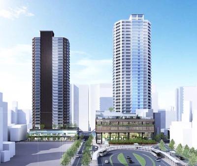 国分寺駅北口地区第一種市街地再開発事業