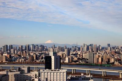 2011年の富士山