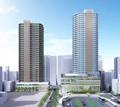 (仮称)国分寺駅直結再開発タワープロジェクト