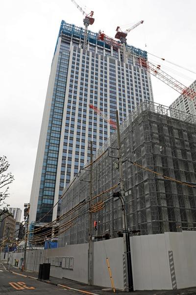 東京ワールドゲート「神谷町トラストタワー」