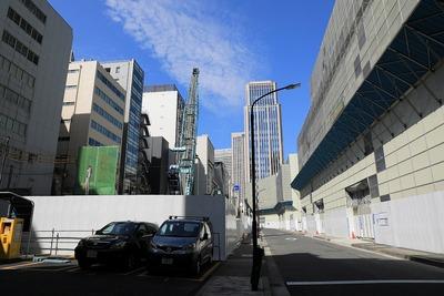 (仮称)新橋田村町地区開発計画