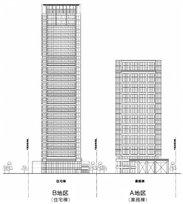 東五反田二丁目第3地区再開発事業