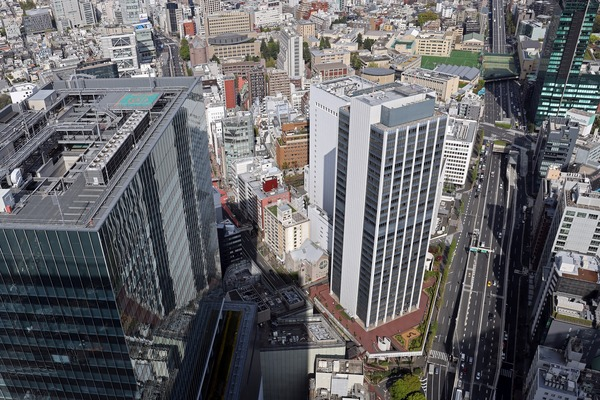 渋谷二丁目西地区第一種市街地再開発事業