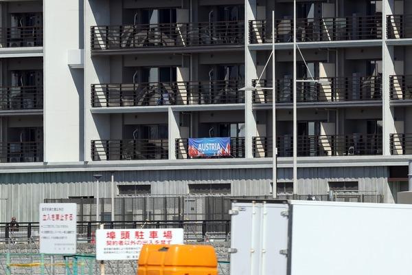 東京五輪選手村(晴海フラッグ) サンヴィレッジ C棟