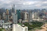 JWマリオット上海からの眺め