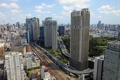 世界貿易センタービルからの眺め