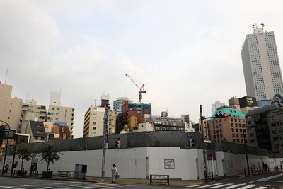 (仮称)豊島プロジェクト既存解体工事 A敷地