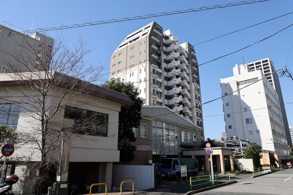 豊海地区第一種市街地再開発事業