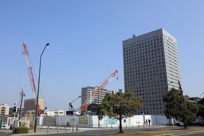 (仮称)馬車道駅直結 横浜北仲タワープロジェクト