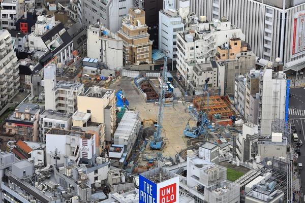 IMG_0616_(仮称)渋谷区道玄坂二丁目開発計画