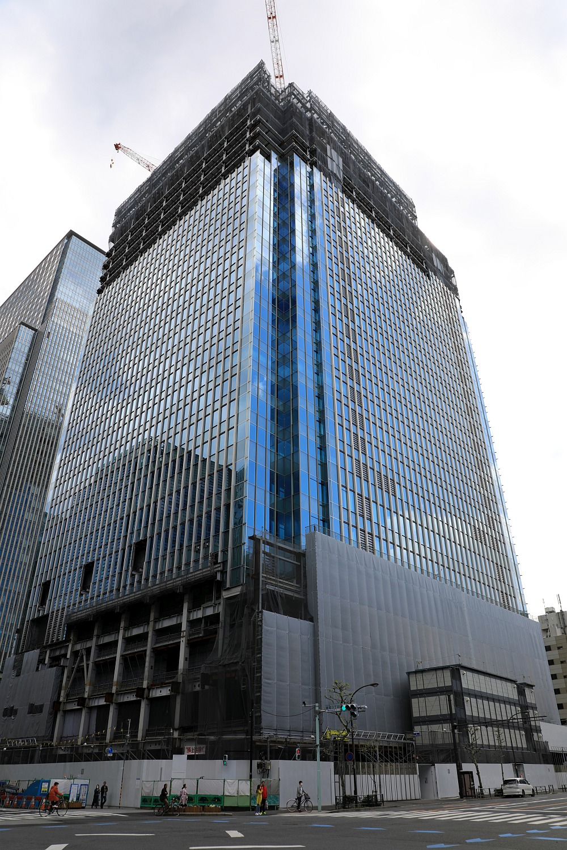 東京都中央区日本橋3丁目4 - Yahoo!地図