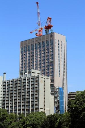 順天堂大学キャンパス・ホスピタル再編事業 (仮称)B棟建設工事
