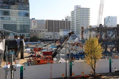 豊洲二丁目駅前地区第一種市街地再開発事業