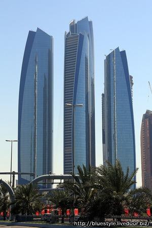 エティハド・タワーズ(Etihad Towers)