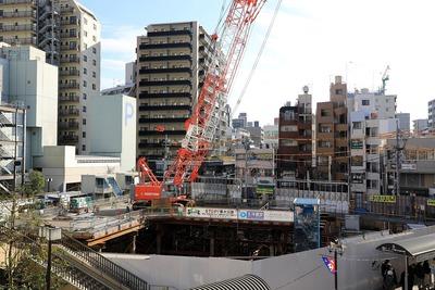 三鷹駅前南口西側中央地区再開発事業共同ビル