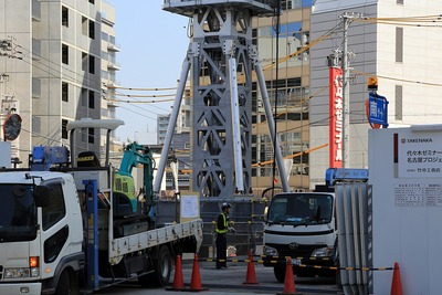 (仮称)名鉄イン名古屋駅西