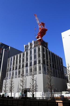(仮称)オンワードホールディングス本社ビル新築工事