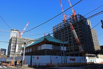 ホテルオークラ東京 新本館.